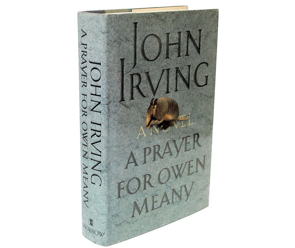 the theme of death and dying in the novel a prayer for owen meany by john irving A prayer for owen meany shows us the ways in which death is unfair and beyond our control a prayer for owen meany shows us the ways in which death is a small part of the larger scheme of things.