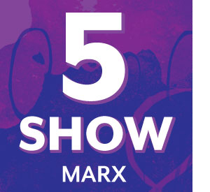 Marx Wednesday, 7:30 p.m.